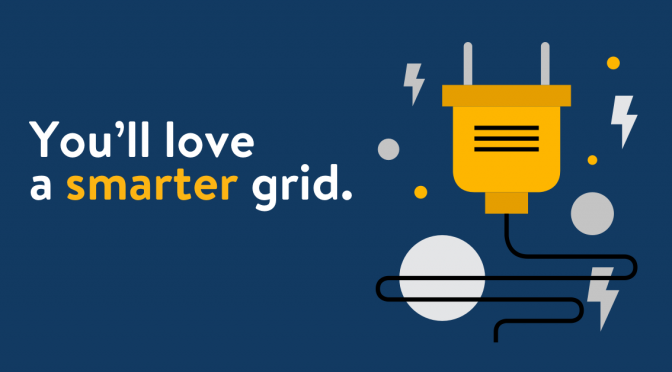 You'll love a smarter grid