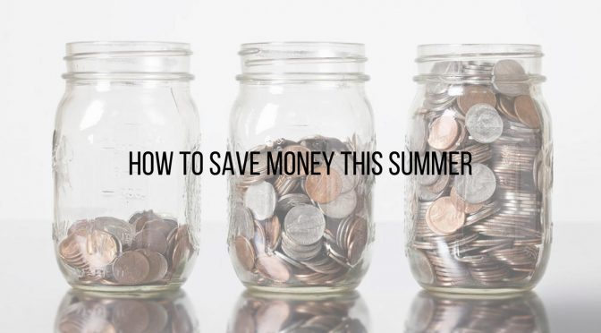 How to save money on energy this summer