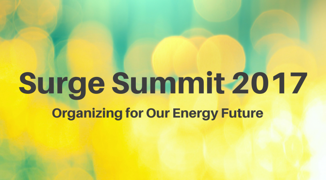 ISEIF Surge Summit 2017